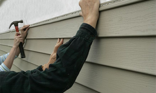 house siding services