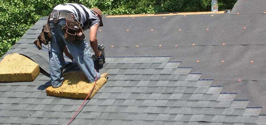 new roof installation preparation